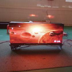 P5 Double-Sides de Plein Air Taxi haut plein écran à affichage LED de couleur