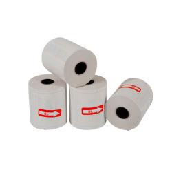 """Aangepast formaat 2 1/4"""" 3 1/8"""" POS kassa voorgedrukt Thermische papierrollen"""