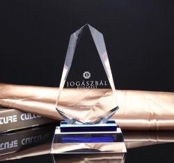 Fashion Rhombus troféu de cristal e placa de adjudicação (KS04004)