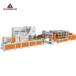 La résine de PVC Co-Extruded Tuile de Vitré Making Machine