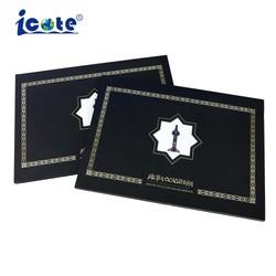 Carte postale vidéo LCD personnalisé for Middle East Market