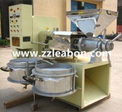 食品加工プラントはステンレス鋼オイル出版物機械を使用した