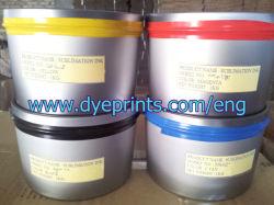 As tintas offset de sublimação de tinta (Arvorando-FO-GR)