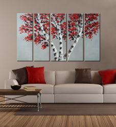 Lienzo de la flor de Arte Moderno de pared para el hogar