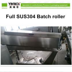Plein de SUS Rouleau en acier inoxydable 304 Lot 500kg de bonbons candy Maker avec la CE de la machine