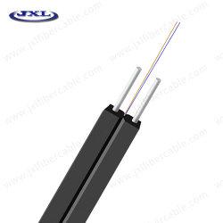 Ampliamente utilizado en el interior del cable de red FTTH Gjfxh FRP/Miembro de alambre de acero de cable de fibra óptica FTTH gota en el bajo precio