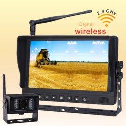 الأجزاء الزراعية من نظام الكاميرا اللاسلكية لماكينات الحصاد الزراعية والغابات