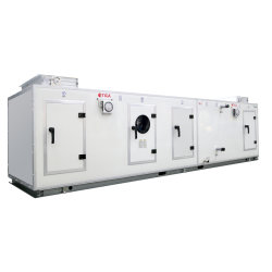 Usine de produits pharmaceutiques de la climatisation les unités de traitement de l'air du système HVAC