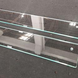 Закаленное стекло двери стеклянные душевые Ralling стекла с обработка кромок
