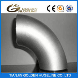 Gr1 Titanium Fitting Pipe 90 Degree Elbow