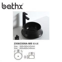 Ciotola artistica del bacino degli articoli di alta qualità della stanza da bagno della porcellana del Lavabo della mano sanitaria della lavata