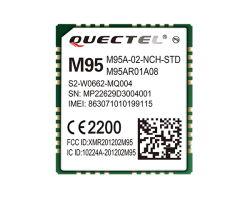 Módulo de comunicação GPRS GSM (M95)