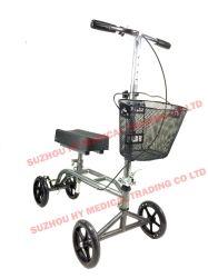 Hy-Faith02 Econimy désactivé handicapés Walker pour genou jambe reste avec panier