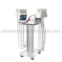 2020 Machine Één van de Schoonheid van het Vermageringsdieet van het Vermageringsdieet van de Laser van Lipo van de Dioden van de Laser Pz ziet Professionele 4D Snelle Behandeling Resultaat