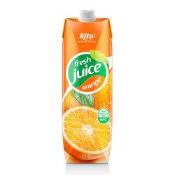 1L Prismaのパッケージのオレンジジュース