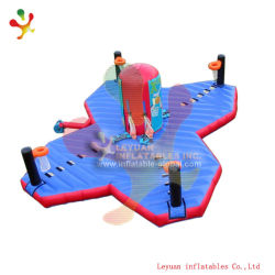 Toda a fábrica venda almofada insuflável Jogo de desafio de bungee jump (LY-SP211)