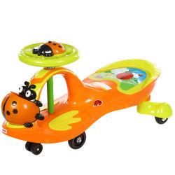 Automobile di plastica di torsione dell'automobile dell'oscillazione del bambino dei bambini
