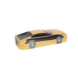 Форма автомобиля металлического олова карандашом случае фантазии детей карандаш для школы