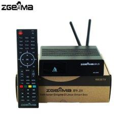 4K UHD Телеприставки Zgemma H9.2s Linux OS E2 DVB-S2X+S2X Twin-тюнерами 2*WiFi внутренних