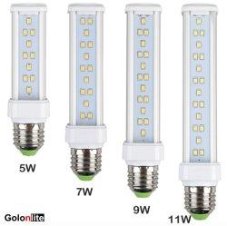 3 лет гарантии G24, G23 E27 E26 Ra80 11W 9W 7W 5Вт Светодиодные лампы освещения лампы PL