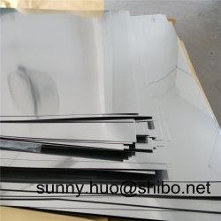 Folha de molibdénio (Mo), placa de molibdênio para a produção de componentes de vácuo eléctrica