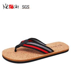 Pattini esterni degli uomini dei sandali di caduta di vibrazione di comodità