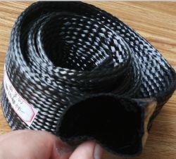 Manicotto Braided espansibile della fibra del carbonio