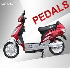 Австралия 200W/ Scooters электрического сервопривода велосипед с педалями тормоза (LS1)