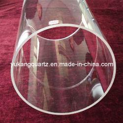 De grand diamètre du tube de verre de quartz (YKT-011)