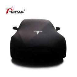 Coperchio respirabile antipolvere del coperchio dell'interno su ordinazione ultra delicatamente elastico dell'automobile