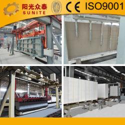ماكينة آلية للكتل AAC مع شهادة ISO9001