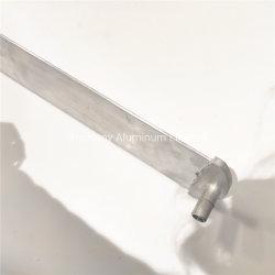 견고한 패키지 알루미늄 액체 냉각 창 - 원통형 배터리용