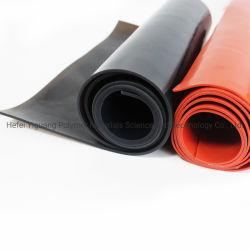 Joint en caoutchouc de silicone rouge en silicone pour l'estampage à chaud