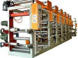 Machine d'impression taille douce avec Multi-Color