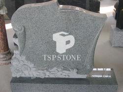 بيضاء رخام/صوّان حجارة لأنّ نصب/شاهد/شاهد/شاهد القبر/نصب تذكاريّ مع [قوليتي برودوكت]