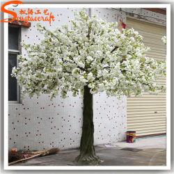 Árbol de Melocotón Japonés Blanco Artificial del Fabricante de 2015 Profesionales