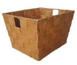 Строка бумаги корзины для хранения