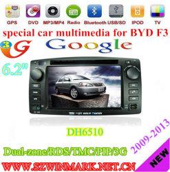 특별한 차 DVD 차 오디오 미디어 플레이어 (DH6510)