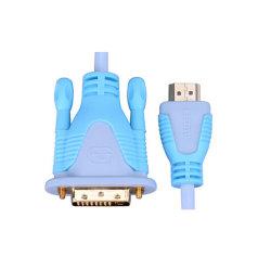 Высокое качество позолоченные кабель HDMI - DVI Awm 20276