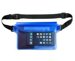 Pochette étanche avec sangle de ceinture,Sacs de voyage avec sangle de ceinture ajustable maintient votre téléphone et des objets de valeur lorsque vous êtes sec la navigation de plaisance, la natation,Tuba ESG10527