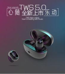 Heiße Verkauf Bluetooth-Kopfhörer Mini Wireless Earbuds Sport Freisprecheinrichtung Schnurloses Headset mit Ohrhörern der Ladestation