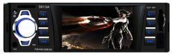 Дешевые цены 1 Универсальное DIN Автомобильный MP3, MP4, MP5-плеер с FM/USB/SD/Bluetooth