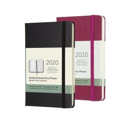 Artículos de papelería de alta calidad Funda de cuero de PU Moleskine oficial Note Book