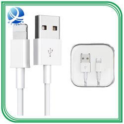 Commerce de gros câble de données de chargement USB haute qualité pour l'Original Apple iPhone 7 Câble de chargeur