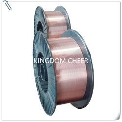 二酸化炭素のガスによって保護される溶接ワイヤ(Er70s-6)