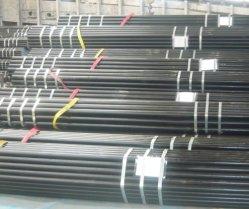 DIN2391 St52 углеродистой стали сшитых отточен трубопровода