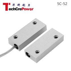 5c-52 de zij Magnetische Contacten van Draden, Sensor van het Alarm van de Sensor van de Schakelaar de Magnetische
