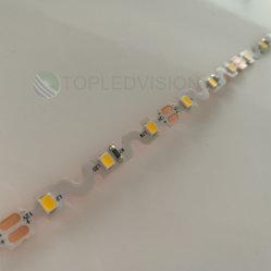S Shape 2835 LED Strip 60LED/M bendable 장착