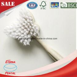 Elettrodomestico di plastica della spazzola di pulizia del piatto