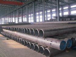 Tubo di acciaio senza giunte diretto senza giunte bassolegato della fabbrica St37-2 DIN17175 del tubo d'acciaio di ASTM A106-a Caron